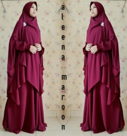 aleena-dress-maroon-by-aidha
