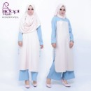 KARAVEL CREAM by NIDOPI HIJAB
