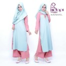 KARAVEL MINT by NIDOPI HIJAB