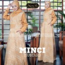 Minci dress by Sheema qu M