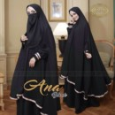 ANA SYARIE BLACK By Gda Boutique
