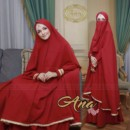 ANA SYARIE RED By Gda Boutique