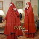 ANA SYARIE TERA COTTA By Gda Boutique