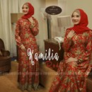 Kamilia dress by Alisya R