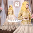 MOZZA vol. 3 Eksklusif SOFT YELLOW by Boerhani