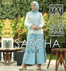 SASCHA BLUE BY ASSANA EVOLVE