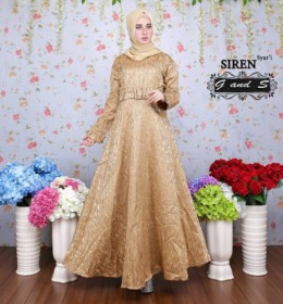 SIREN COKLAT by GS