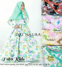TATA KIDS Green by ORINAURA