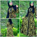 NN149 ( Dress TANPA PASMINA ) B