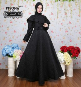PIYONA HITAM by GS