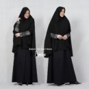 Rafania set Syari black