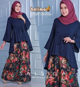 SALSICA NAVY by BALIMO