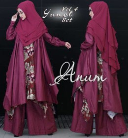 YUNET SET VOL.4 MAGENTA by ANUM