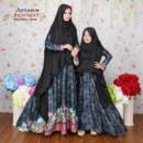 ARIANA COUPLE HITAM by AKHWAT