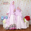 ARIANA COUPLE LAVENDER by AKHWAT