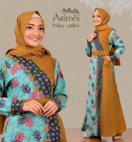 ARIMBI Tosca Yellow by ORIBELLE
