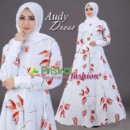 AUDY DRESS Putih by FRISKA