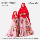 BUTTERFLY Mocca Red by ORINAURA