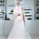 Dress brokat by Aidha P