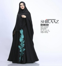 GS 203 BUNGA TOSCA by SHIRAAZ