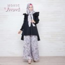 MONIC HITAM by UMMI