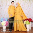 Ramadhan Set With Embroidary KUNING KUNYIT by Iva's