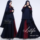 LATIFA Navy by SHOFIYA