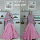 Laily dress Dusty Pink