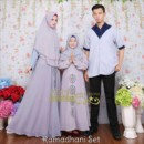 Ramadhani Set With Embroidary by Iva's Production A