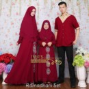 Ramadhani Set With Embroidary by Iva's Production M