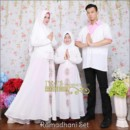 Ramadhani Set With Embroidary by Iva's Production P