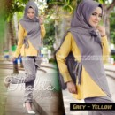 Thalita vol 2 Grey Yellow by farishahijab