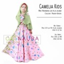 CAMELIA KIDS Peach Greenby ORINAURA