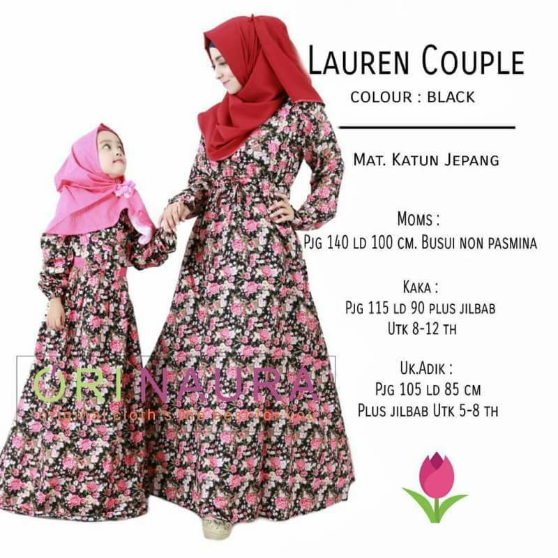 Lauren couple Black by Orinaura