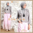 SIERA Grey Dusty Pink by EFANDOANK