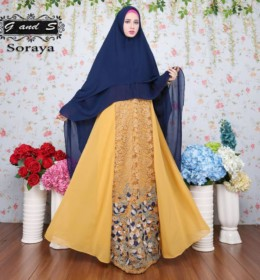 Soraya Kuning by GS
