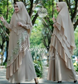 MALIKA Syar'i seri ke 2 by Bungas co