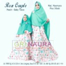 ROSE COUPLE Peach Baby Tosca by ORINAURA