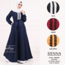 SIENA Navy by SHOFIYA