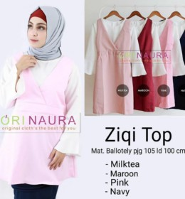ZIQI TOP by Ori Naura