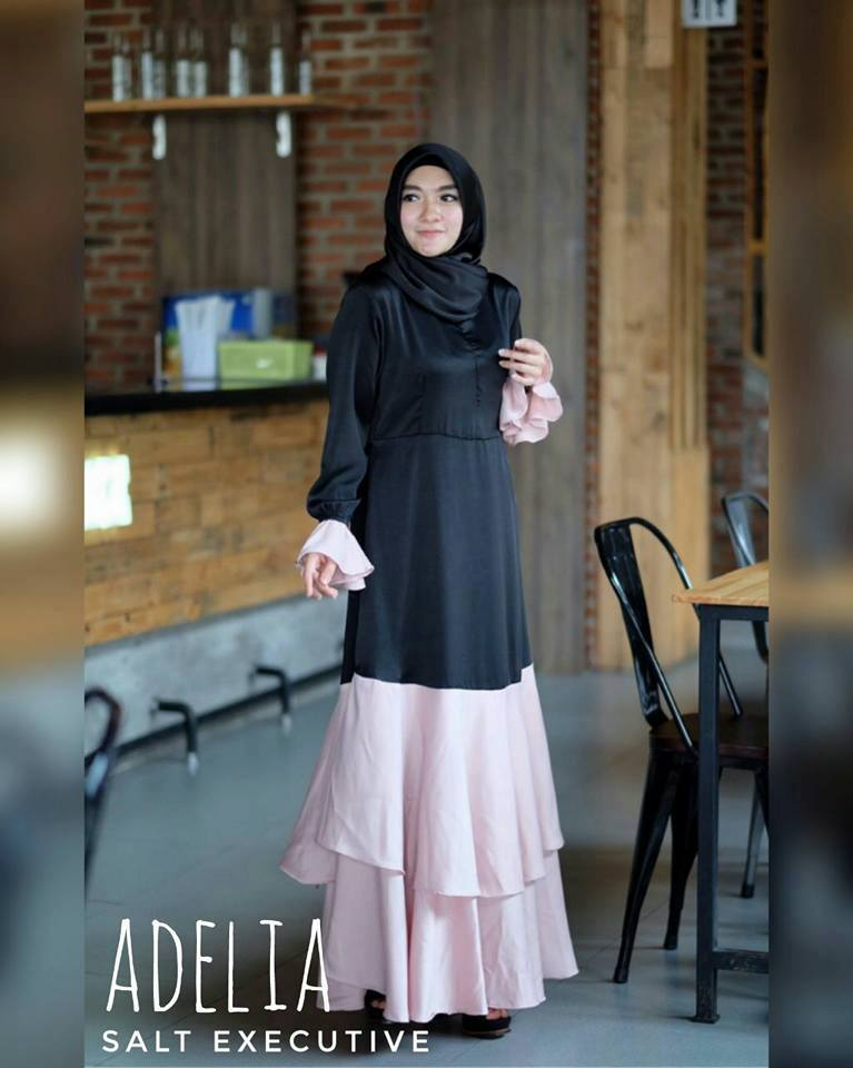 Adelia dress girly Pink by SE