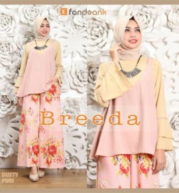 BREEDA Dusty Pink by EFANDOANK