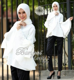 LAvita blouse by Bungas p