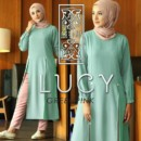LUCY Green Pink