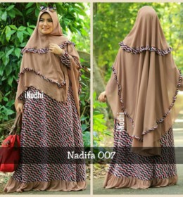 Nadifa Series Kode 007 by Inodhi