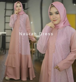 Naurah dress Salem by Mom