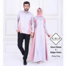 QIURA DRESS DAN EDGAR SHIRT Dusty Grey
