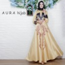 Cathrine gown by Aura Hijab G