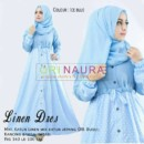 LINEN Dress by ORINAURA B