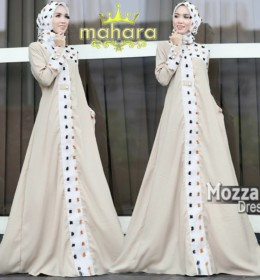 Mozza Dress by Mahara c